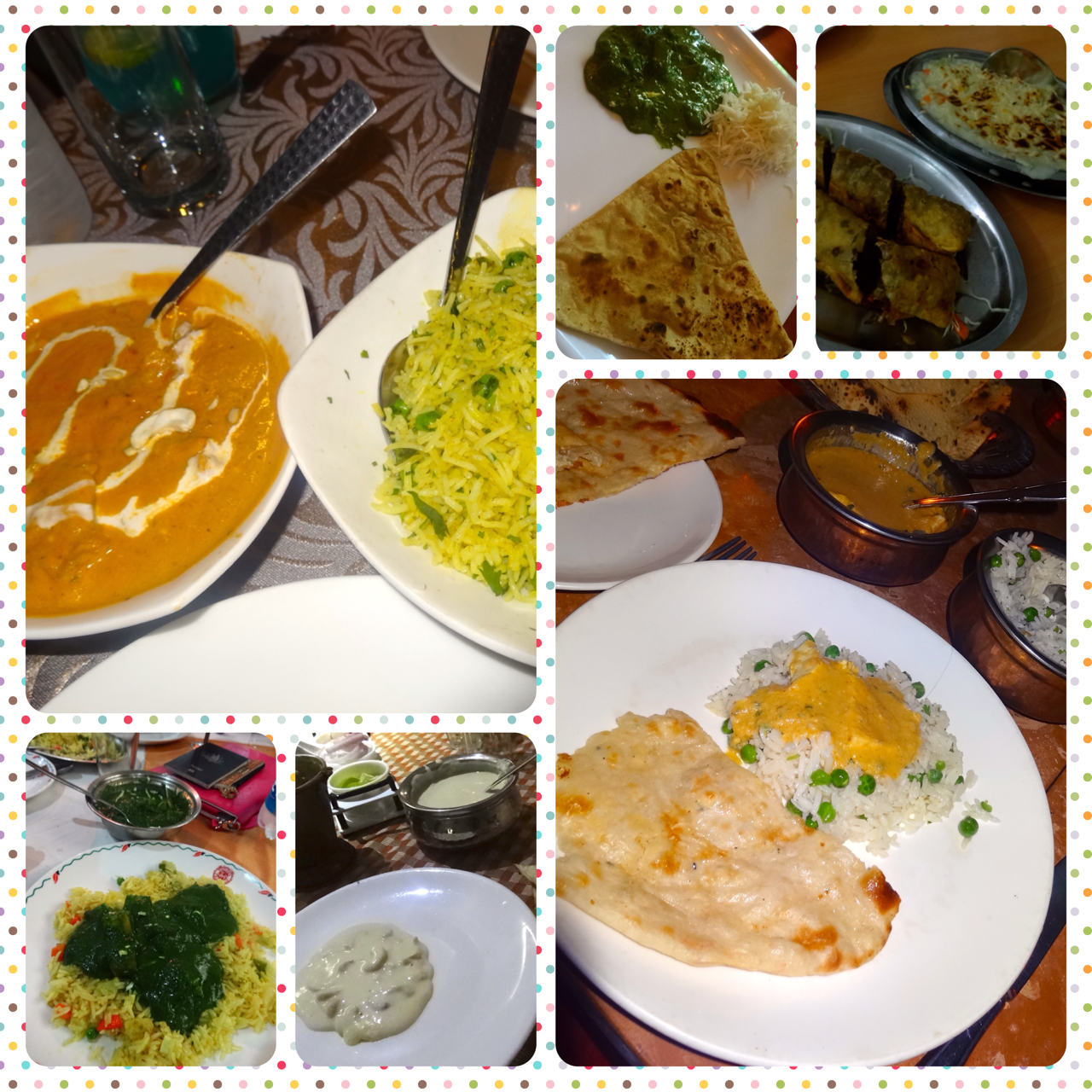 Some of of new fav Indian food