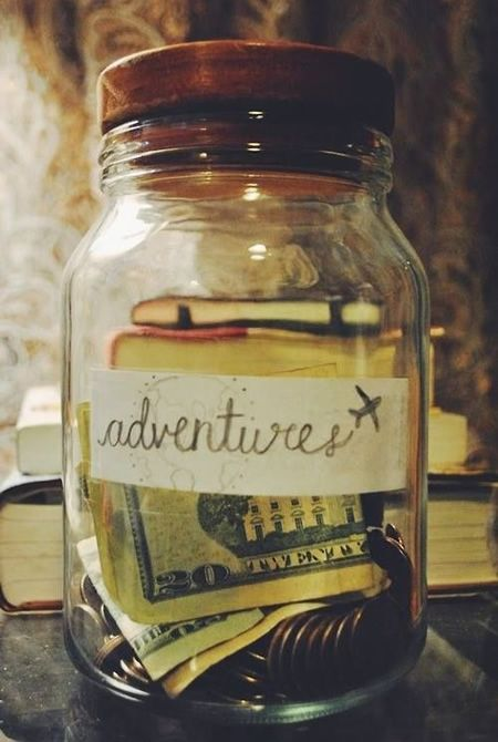 Save for your Adventures