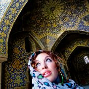 Shah Mosque, Isfahan - Iran, truly stunning.